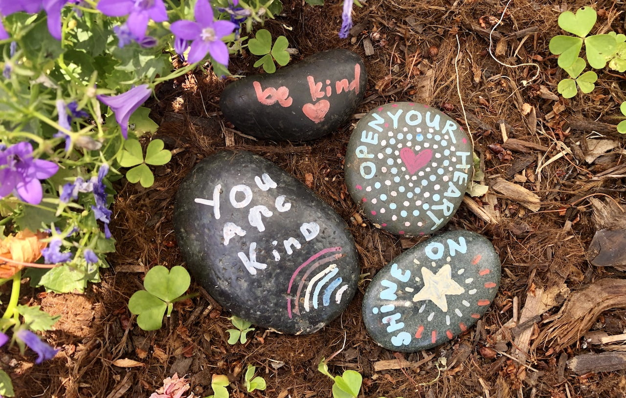 mindful.littles.kindnessrocks.passiton